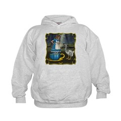 Alice in Wonderland Kids Hoodie