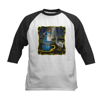 Alice in Wonderland Kids Baseball Jersey