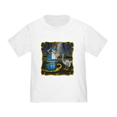 Alice in Wonderland Toddler T-Shirt