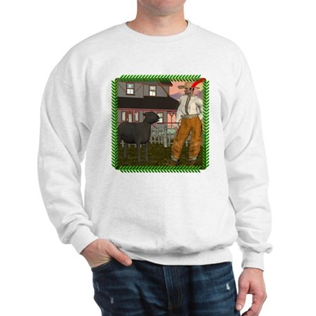 Black Sheep N Farmer Sweatshirt