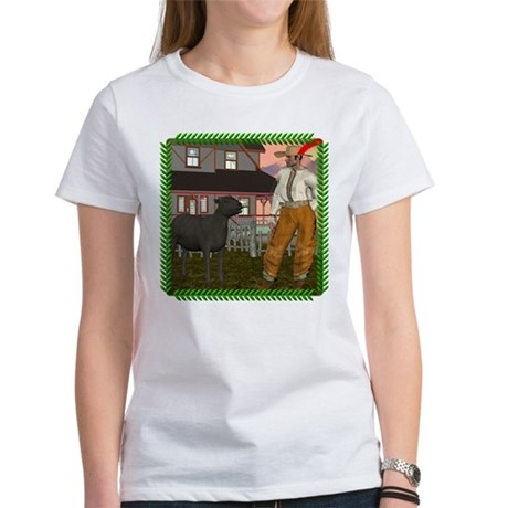 Black Sheep N Farmer Women's T-Shirt