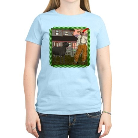 Black Sheep N Farmer Women's Light T-Shirt