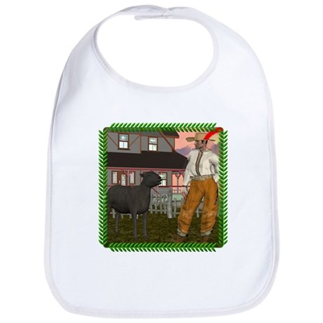 Black Sheep N Farmer Bib