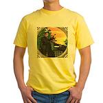 Black Sheep Thank You Yellow T-Shirt