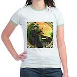 Black Sheep Thank You Jr. Ringer T-Shirt