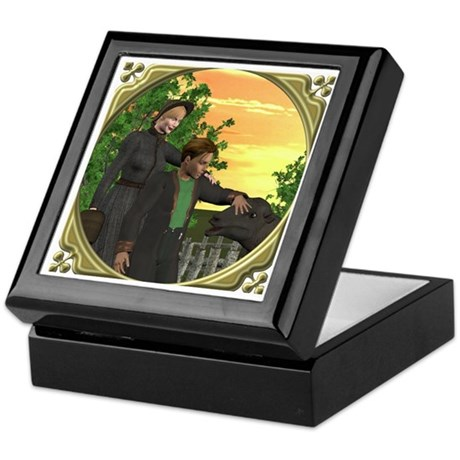 Black Sheep Thank You Keepsake Box