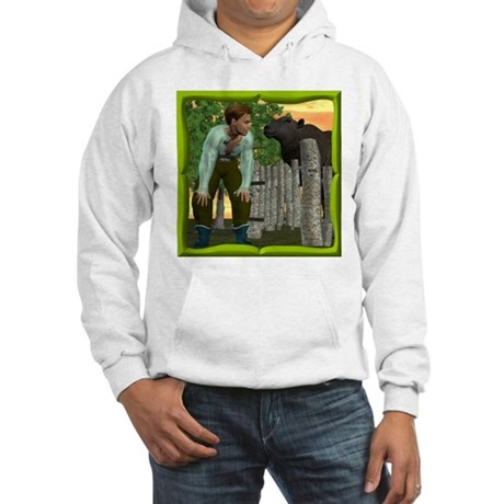 Black Sheep N Boy Hooded Sweatshirt