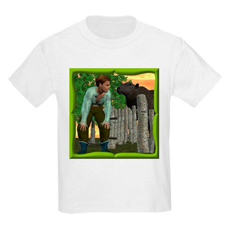 Black Sheep N Boy Kids Light T-Shirt
