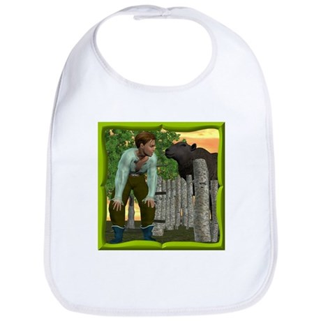 Black Sheep N Boy Bib