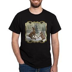 Bambi On Ice Dark T-Shirt
