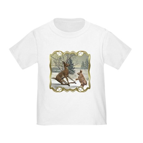 Bambi On Ice Toddler T-Shirt