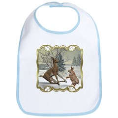 Bambi On Ice Bib