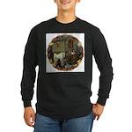 Boundless Journey Long Sleeve Dark T-Shirt
