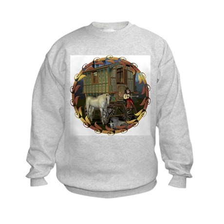 Boundless Journey Kids Sweatshirt