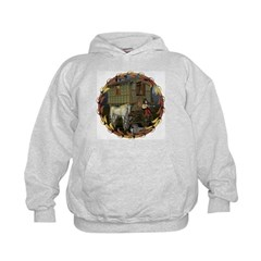 Boundless Journey Kids Hoodie