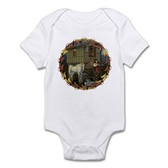Boundless Journey Infant Bodysuit