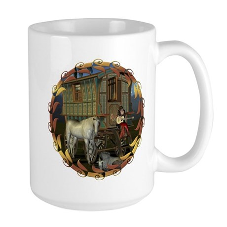 Boundless Journey Large Mug