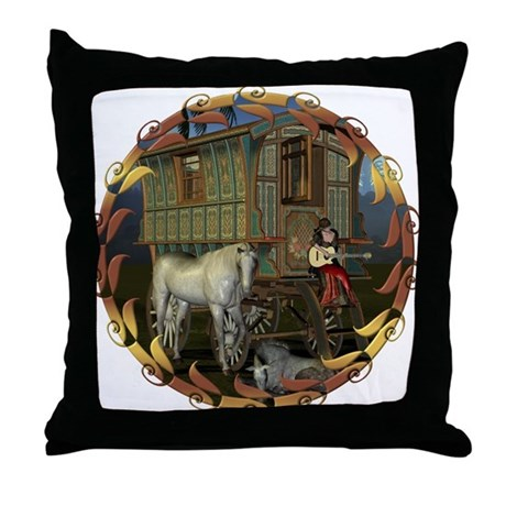 Boundless Journey Throw Pillow