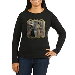 Camelot Women's Long Sleeve Dark T-Shirt