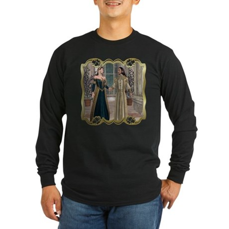Camelot Long Sleeve Dark T-Shirt