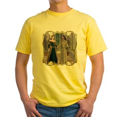 Camelot Yellow T-Shirt