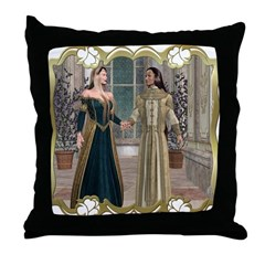 Camelot Throw Pillow