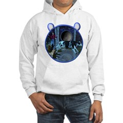 The Cat & The Fiddle Hooded Sweatshirt