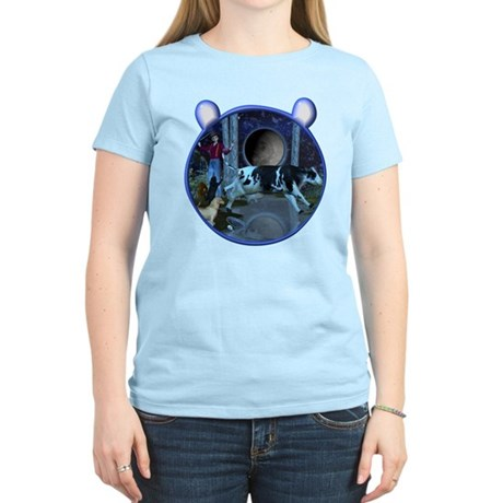 The Cat & The Fiddle Women's Light T-Shirt