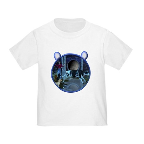 The Cat & The Fiddle Toddler T-Shirt