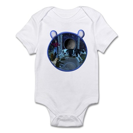 The Cat & The Fiddle Infant Bodysuit
