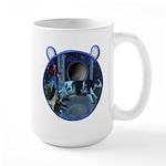 The Cat & The Fiddle Large Mug