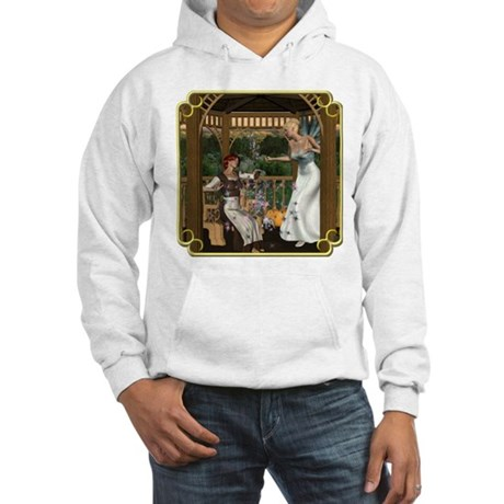 Cinderella & Godmother Hooded Sweatshirt