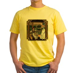 Cinderella & Godmother Yellow T-Shirt