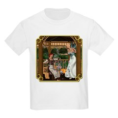 Cinderella & Godmother Kids Light T-Shirt