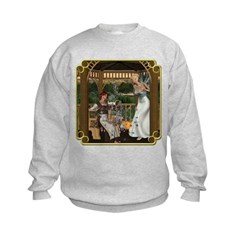 Cinderella & Godmother Kids Sweatshirt