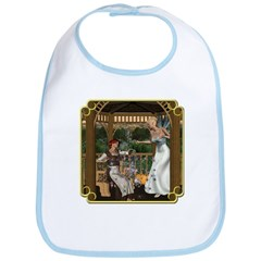 Cinderella & Godmother Bib