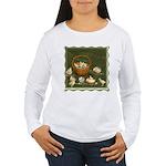 A Dozen Eggs Women's Long Sleeve T-Shirt