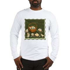 A Dozen Eggs Long Sleeve T-Shirt