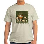 A Dozen Eggs Light T-Shirt