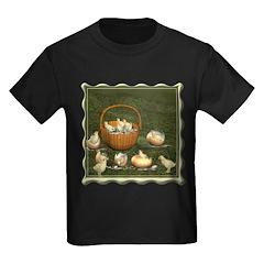 A Dozen Eggs Kids Dark T-Shirt