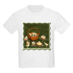 A Dozen Eggs Kids Light T-Shirt
