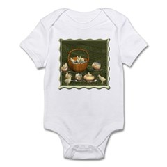 A Dozen Eggs Infant Bodysuit