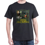 Every Knee Shall Bow Dark T-Shirt