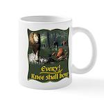 Every Knee Shall Bow Mug