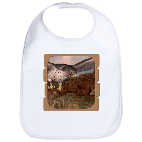 Flight of the Gyr Falcon Bib