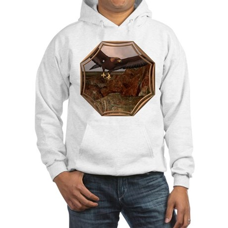 Flight of the Eagle Hooded Sweatshirt
