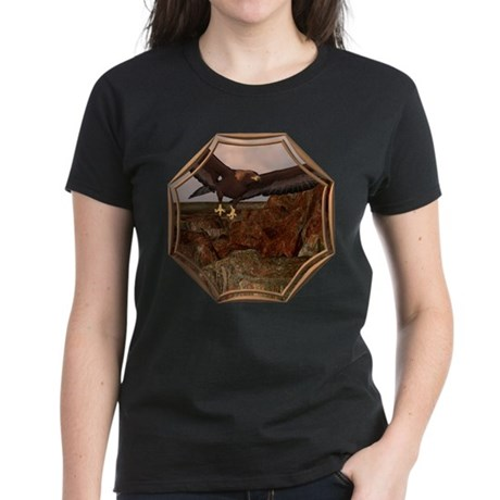 Flight of the Eagle Women's Dark T-Shirt