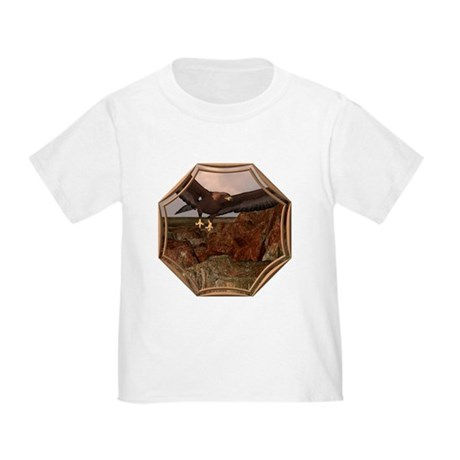 Flight of the Eagle Toddler T-Shirt