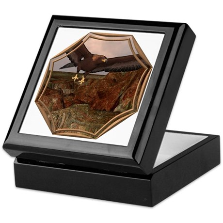 Flight of the Eagle Keepsake Box