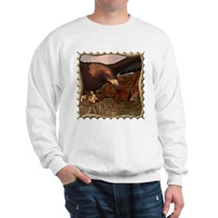 Flight of the Eagle Close Up Sweatshirt